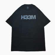 H33M / INOVATION TEE (BLACK)