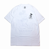 H33M / ACID TEE (WHITE)