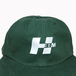 H33M / REFLECTIVE LOGO CAP (GREEN)