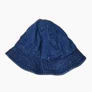 NEW HATTAN / DENIM BALL HAT (DARK BLUE)