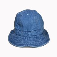 NEW HATTAN / DENIM BALL HAT (LIGHT BLUE)