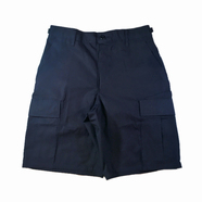 PROPPER / 100%COTTON RIPSTOP BDU SHORTS (DARK NAVY)