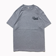 BENCH / SMALL COFFEE LOGO TEE (GREY)