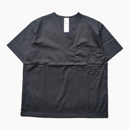 HARRITON / SCRUB TOP (CHARCOAL)