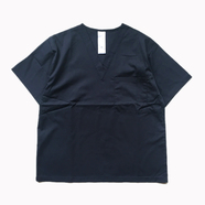 HARRITON / SCRUB TOP (NAVY)