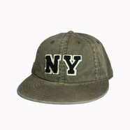 POLO RALPH LAUREN / COTTON CHINO BASEBALL CAP (OLIVE)