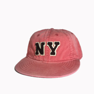POLO RALPH LAUREN / COTTON CHINO BASEBALL CAP (RED)
