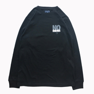 ACAPULCO GOLD / NOBODY KNOWS LONG SLEEVE TEE (BLACK)