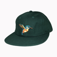 ACAPULCO GOLD / HUMMINGBIRD 6-PANEL CAP (GREEN)