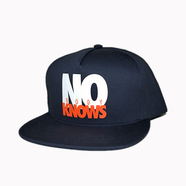 ACAPULCO GOLD / NOBODY KNOWS 5-PANEL SNAPBACK (NAVY)