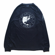 ACAPULCO GOLD / ALTITUDE LONG SLEEVE TEE (NAVY)
