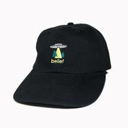BELIEF / BELIEVE CAP (BLACK)