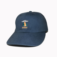 BELIEF / BELIEVE CAP (OCEAN BLUE)