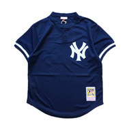 MITCHELL & NESS / MESH BP JERSEY (NY YANKEES)