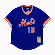 MITCHELL & NESS / MESH BP JERSEY (NY METS)
