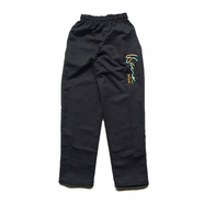 WACK WACK / WANI-JEANS EASY PANTS (BLACK)