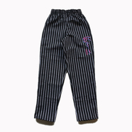 WACK WACK / WANI-JEANS EASY PANTS (STRIPE)