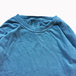 COMFORT COLORS / GARMENT DYED LS TEE (ICE BLUE)