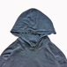 COMFORT COLORS / GARMENT DYED HOODED LS TEE (PEPPER)