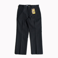CARHARTT USA / TWILL WORK PANTS (BLACK)