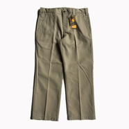 CARHARTT USA / TWILL WORK PANTS (KHAKI)