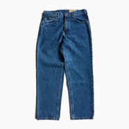 CARHARTT USA / RELAXED FIT TAPERED LEG JEANS (STONE WASH)