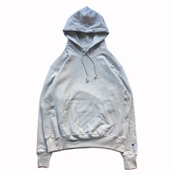 CHAMPION USA / REVERSE WEAVE HOODY (GREY)