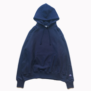 CHAMPION USA / REVERSE WEAVE HOODY (NAVY)
