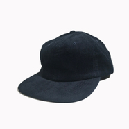 CALI HEADWEAR / 6PANEL CORDUROY CAP (NAVY)