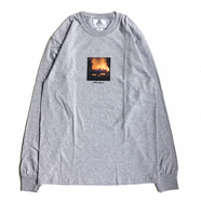 NOTHIN' SPECIAL / NARCOS LONG SLEEVE TEE (GREY)
