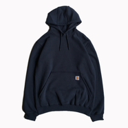 CARHARTT USA / MID WEIGHT HOODY (NEW NAVY)