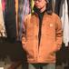 CARHARTT USA / FULL SWING CHORE COAT (CARHARTT BROWN)