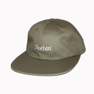 NOTHIN' SPECIAL / NOTHIN'SPECIAL 6-PANEL CAP (SAND)