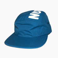 NOTHIN' SPECIAL / NYLON CAMP CAP (TEAL)