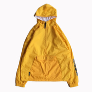 WACK WACK / SOMETHING OVER THERE ANORAK (YELLOW)