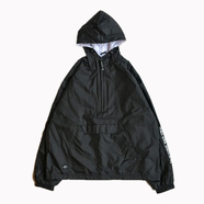 WACK WACK / SOMETHING OVER THERE ANORAK (BLACK)
