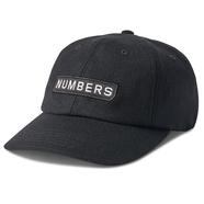 NUMBERS EDITION / WORDMARK HAT-WOOL 6-PANEL