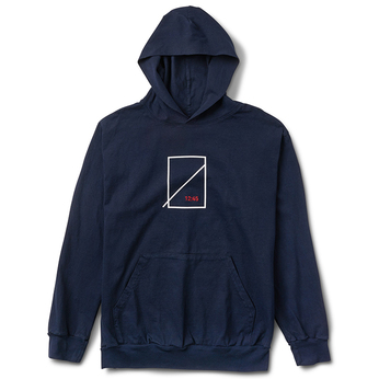 NUMBERS EDITION / EDITION SYMBOL HOODED JERSEY PULLOVER