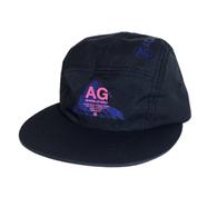 ACAPULCO GOLD / MOUNTAIN CAMP CAP (NAVY)