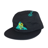 ACAPULCO GOLD / MOUNTAIN CAMP CAP (BLACK)