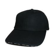 BELIEF / FRONTLINE CAP (BLACK)