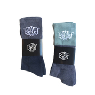 BELIEF / TRIBORO SOCKS