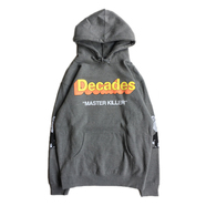 DECADES HAT / MASTER KILLER HOODIE (GREY)