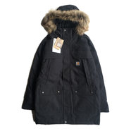 CARHARTT USA / QUICK DUCK SAWTOOTH PARKA (BLACK)