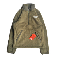 THE NORTH FACE / CAMPSHIRE PULLOVER (BURNT OLIVE GREEN)