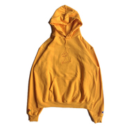 FELT / DOBERMAN HOODY (YELLOW)