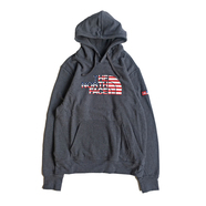 THE NORTH FACE INTERNATIONAL COLLECTION / IC LOGO PULLOVER HOODIE (Dark Grey Heather)