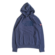 THE NORTH FACE INTERNATIONAL COLLECTION / IC LOGO PULLOVER HOODIE (Cosmic Blue Heather)