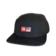 THE NORTH FACE INTERNATIONAL COLLECTION / IC FIVE PANEL HAT (BLACK)