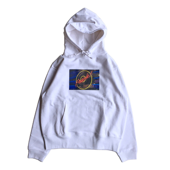 212.MAG / Fresh! Hoody (WHITE)
